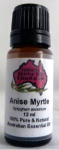 Anise Myrtle Essential Oil 12ml