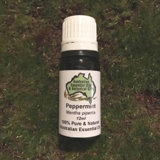Peppermint 100% Pure Essential Oil 12ml