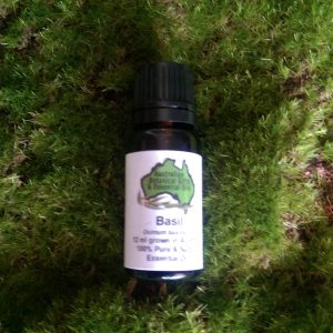 Basil 100% Pure Essential Oil 12ml
