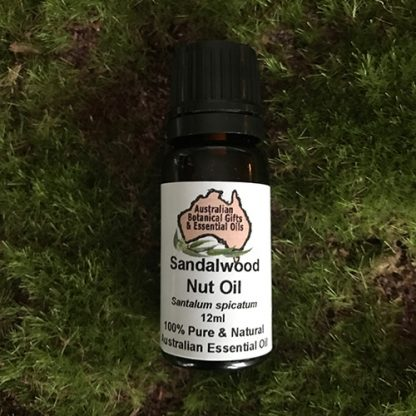 Sandalwood Nut Oil