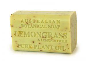 Lemon Myrtle and Lemongrass Soap