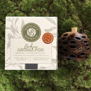 Banksia Aroma Pod Boxed