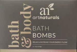 Bath Bomb SET
