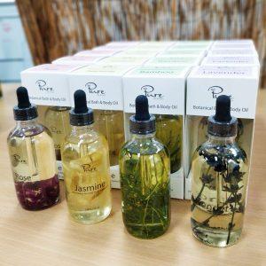 Botanical Bath & Body Oil